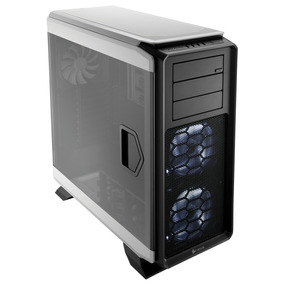 Gabinete Corsair Graphite Arctic White 760t Atx Full Tower