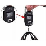 Balança Digital De Mão Gancho Pesa Até 50 Kg (dinamômetro)