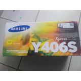 Nuevo Toner Original Samsung C406, Y406, M406 P/ C410w C460w