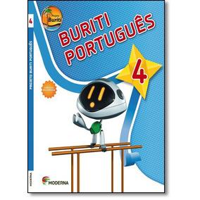Projeto Buriti: Português - 4º Ano