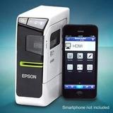 Impresora De Etiquetas Epson Lw600p Labelworks Bluetooth
