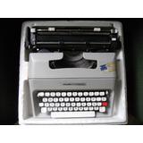 Maquina De Escribir Olivetti Lettera 35i