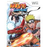 Naruto Shippuden Crónicas Dragon Blade - Nintendo Wii