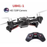 Mini Drone Udir/c U841-1 4 En 1 Channel 2.4ghz Rc Quadcopter