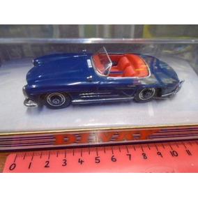 Dinky Matchbox 1/43 N°dyo33 Mercedes Benz 300 S L Roadster