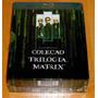 Box Blu-ray Matrix Coleção Trilogia 3 Discos - Lacrado Novo