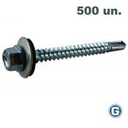 Tornillo Autoperforante Techo 14 X 2 1/2 - Caja X500 Gramabi
