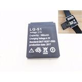 Bateria Dz09 A1 V8 380mah 3.7v Smartwatch Relógio Celular