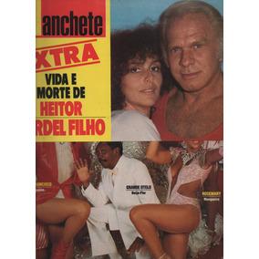Manchete Carnaval 83 Extra Vida E Morte Heitor Jardel Filho