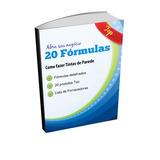 20 Fórmulas Grafiato, Texturas, Tintas, Massa Corrida, Selad