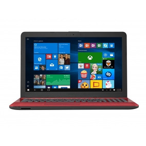 Notebook Asus X541ua-wb51t I5-7200u 8gb/1tb/touch/vermelho