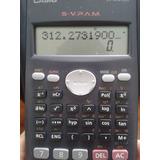 Calculadora Científica Casio Fx-350ms Nueva Oferta