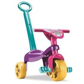 Motoquinha Infantil Triciclo Colorido Pronta Entrega