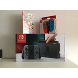 Nintendo Switch+mandos Extras+ Juego Mario Kart 8 Deluxe