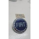 Emblema Fiat Curvo Capot Palio Siena Parrilla Uno Premio