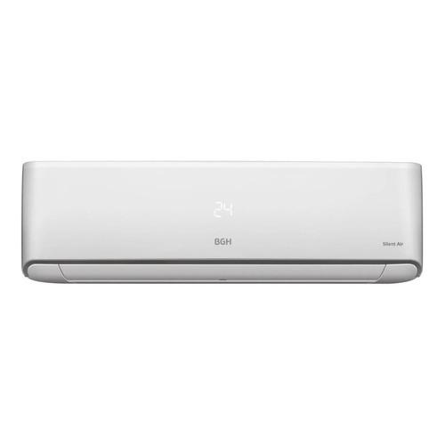 Aire acondicionado BGH Silent Air split inverter frío/calor 4500 frigorías blanco BSIH45CP