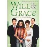 Will & Grace - 5º Temporada - 4 Dvds