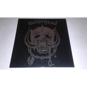 Lp Motörhead Motörhead Vinil Color Branco Lacrado