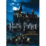 Pack Harry Potter 8 Peliculas En Box Set Originales Nuevas