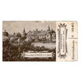 Alemania Ticket Invitacion Al Castillo De Agua De Lembeck