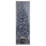 Árbol De Navidad 5 Pies De Alto Led Iluminado