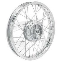 Roda Raiada Completa Titan Cg Fan 125 Todos Os Anos Dianteir