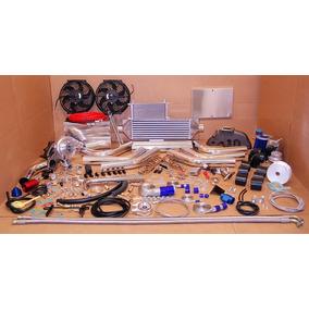 Kit Turbo Golf & Passat Vr6 485hp Com Intercooler Novo