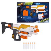 Nerf Modulus Recon Mkii Pistola Transforma 4en1 6 Dardos 22m