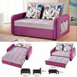 Sofa Cama Modelo 290 / 2 Cuerpos / 1 1/2 Plazas / Moderno