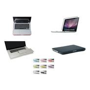 Macbook Case Air 11 A1465 Teclado Mica Palmguard Puertos