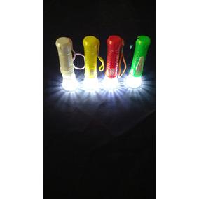 Linterna Luz Led Souvenirs, Cotillon, Cumpleaños Zona Oeste