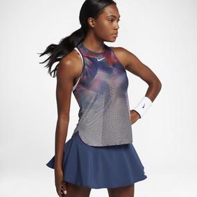 Camiseta Regata Nikecourt Dry Slam Feminina Original 7ed0ca361f13b