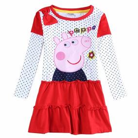 Vestido Peppa Pig- Varios Talles Preguntar