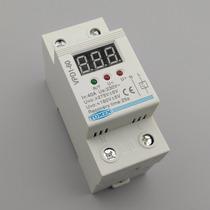 Interruptor Termomagnetico Monitor Voltaje Autorecuperable