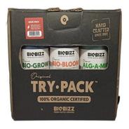 Trypackbasic Biobizz 250ml Biogrow Biobloom Algamic Promoção