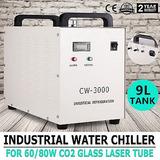 Agua Industrial Nuevo Chiller Cw-3000 Cnc / Grabador,