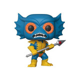 Funko Pop Merman The Master Of Universe He-man Chase Exclus