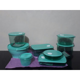 Kit Tupperware Cristal Pop Importado Em Policarbonato