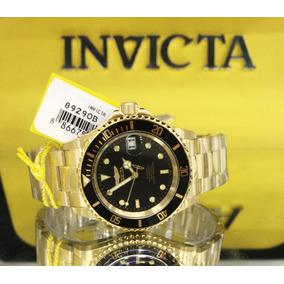 Relógio Invicta Pro Diver 8929ob Original Automático B. Ouro
