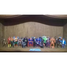 Dc Universe Lote 24 Figuras Batman, Superman, Joker, Aquaman