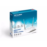 Router Modem Adsl2+ Wi-fi 300mbps Tp-link Td-w8961n Nuevo