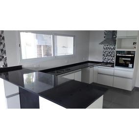 mesada de cocina en marmol y granito marmoleria en gral - Marmol Cocina