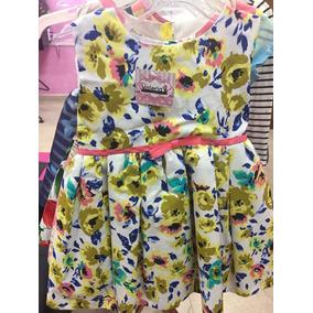 Hermosos Vestidos De Flores Niñas Somos Tienda Física