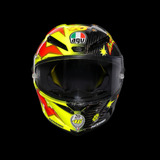 Casco Agv Moto Pista Gp R Limited Ed. Rossi 20years Carbon