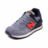 Zapatillas New Balance 574 Paint Chip. Modelo Exclusivo