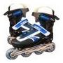Patin Rollers Daiwa Extensibles Nuevos!!!!!! Abec 5 40 Al43