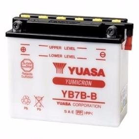 Bateria Yuasa Yb7b-b Honda Nx200 Xr200 Xt225 Neo 115 Cbx200
