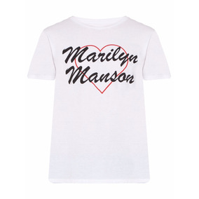 Remera Hombre Ay Not Dead Blanco Manson The Net Boutique