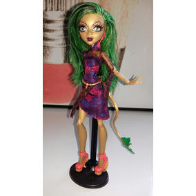 Boneca Monster High Jinafire Long Scaris City Of Frights