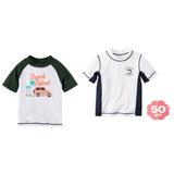 Frete Gratis Camiseta Carters Praia Piscina Filtro Solar +50